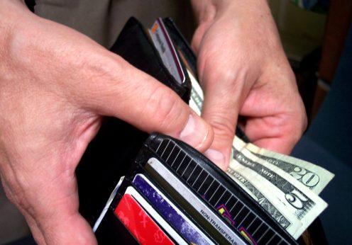 MorgueFile wallet