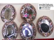 Sea Shell Mirrors Bali Indonesia