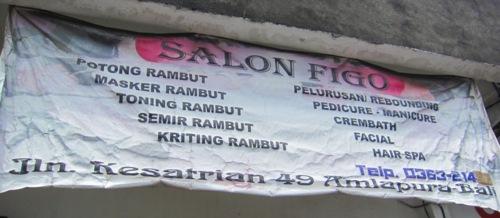 Figo salon amlapura