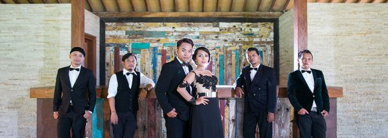 Djampiro Bali Wedding Band