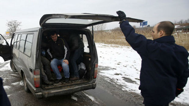 Uhapšena međunarodna grupa krijumčara!