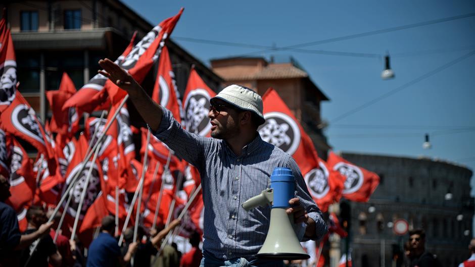 Rim: migranti u zapeljenim stanovima mafije