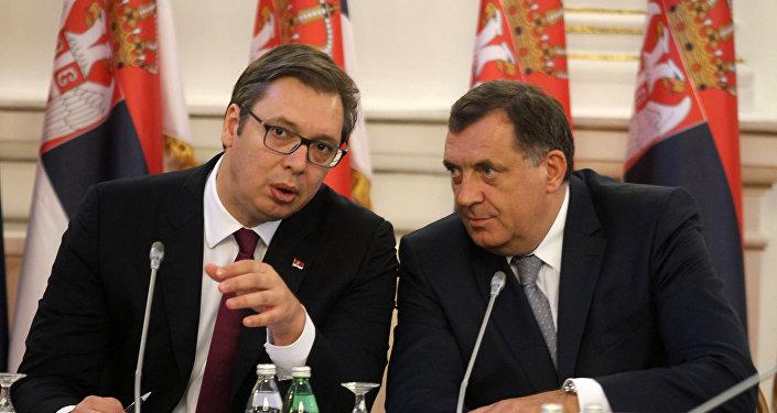 LSV: Srbija da osudi Dodikove izjave