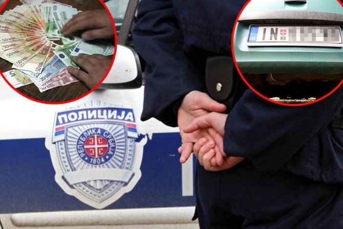 Beograd: falsifikovan dokumentacijom do novca