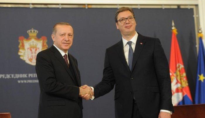 Erdogan u Beogradu: potpisano 12 sporazuma o saradnji Srbije i Turske