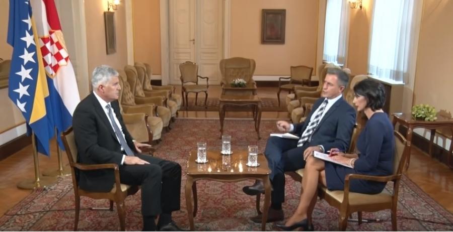 Priznanje Kosova: Nezapažena izjava Dragana Čovića!