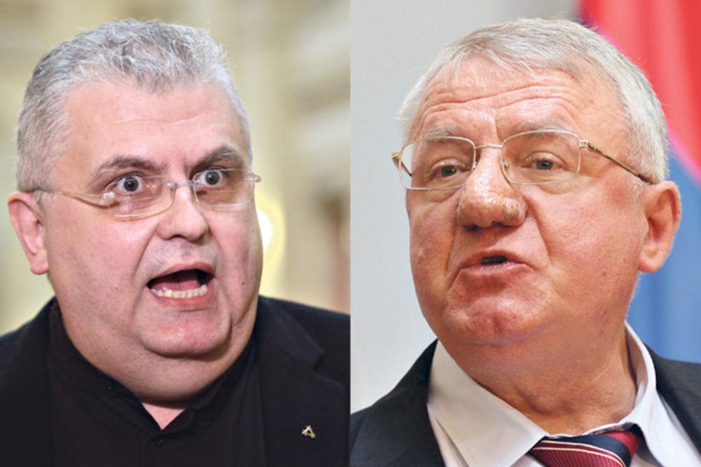 Nenad Čanak: Parlament da konstatuje prestanak mandata Vojislav Šešelja