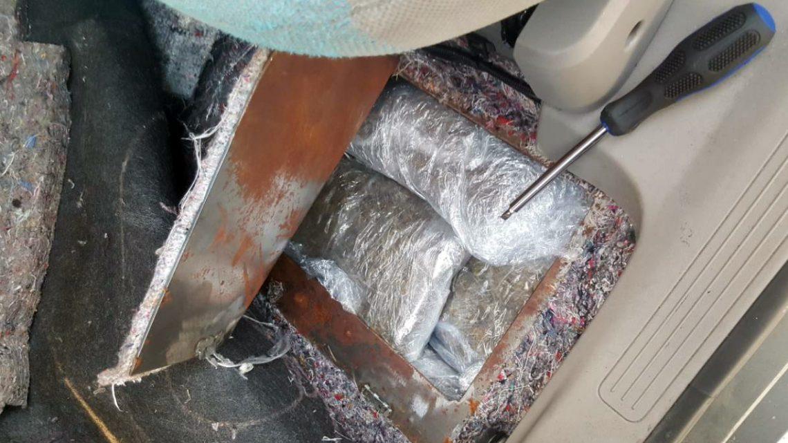Uhapšen švercer droge na prelazu Gostun