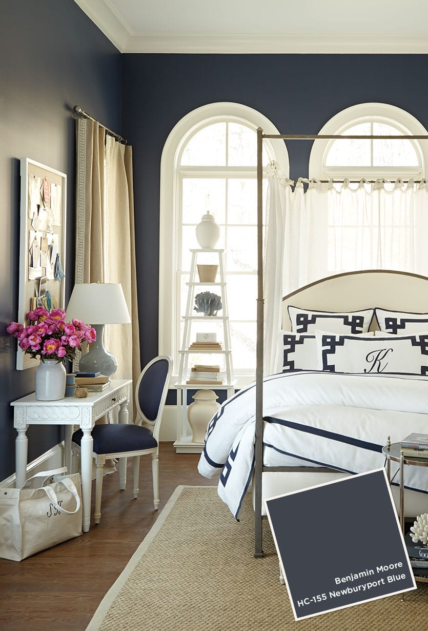 Fantastic Blue Wall Color May July 2014 Paint Colors How To Decorate Paint Colors Bedrooms Bedrooms Benjamin Moore Paint Colors Suzanne Kasler Bedroom bedroom New Paint Colors For Bedroom