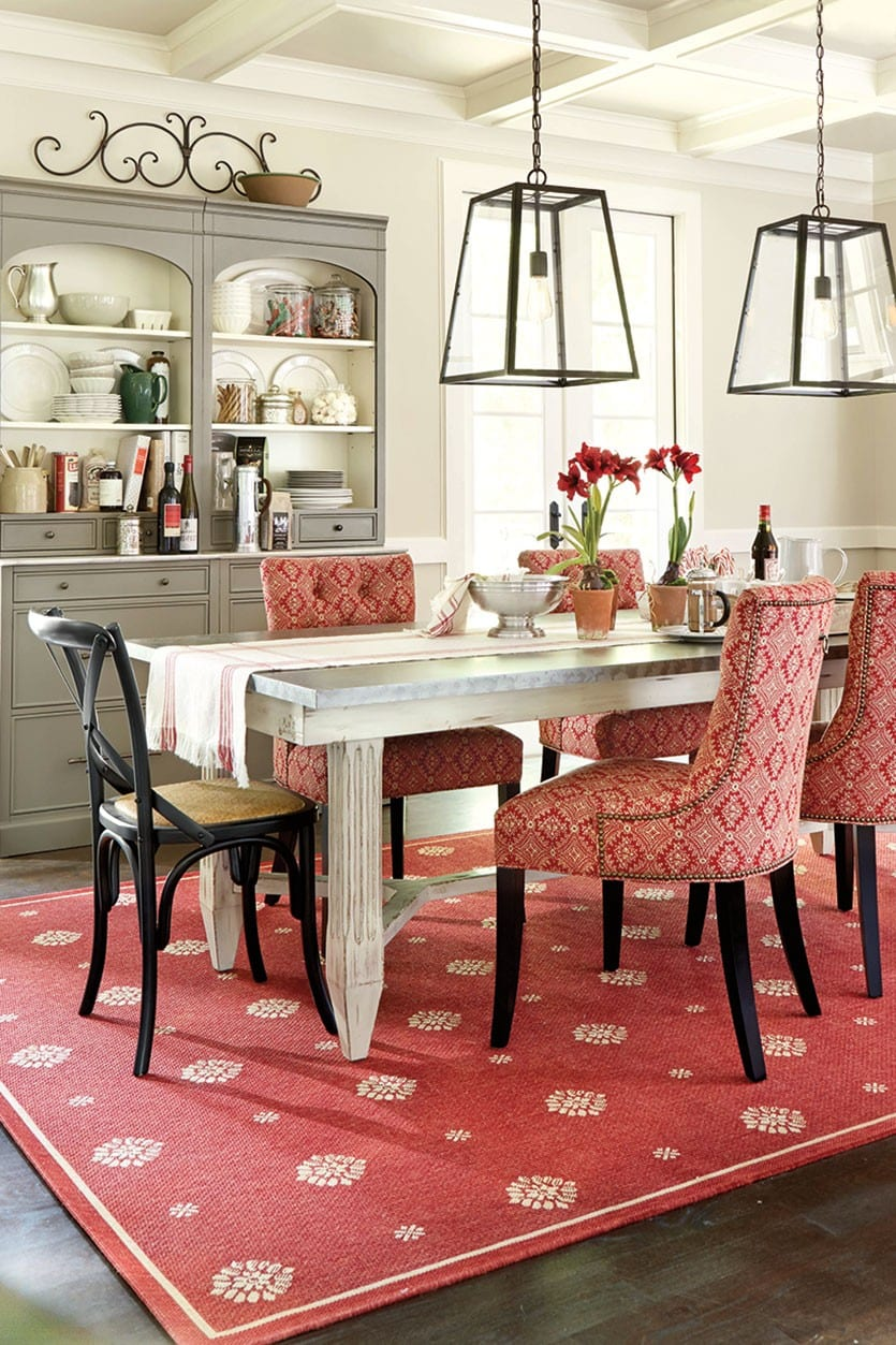 Artistic Decorating Reds Decorating Red How To Decorate Ballard Designs Wool Rugs Ballard Design Rugs Runners houzz-03 Ballard Designs Rugs