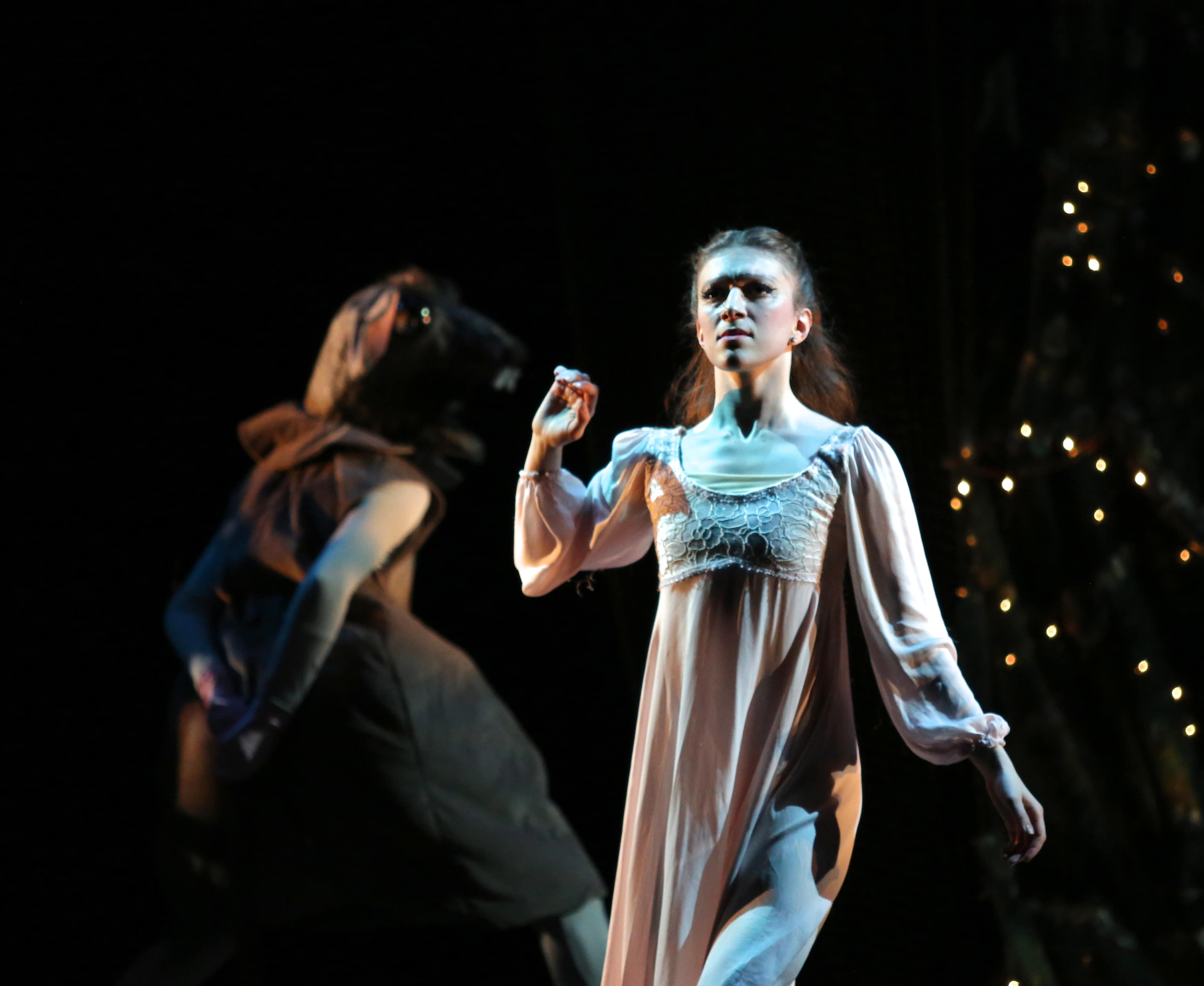 Michelle Katcher, Gelsey Kirkland Ballet, Nutcracker. An example of a ...