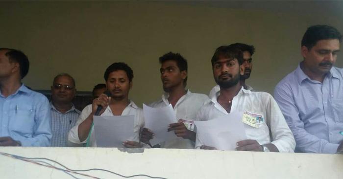 बजरंग कॉलेज में विक्की अध्यक्ष, राम प्रकाश महामंत्री
