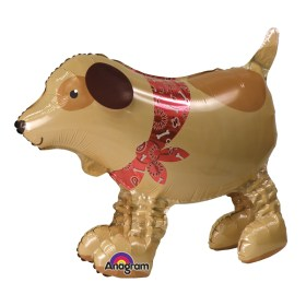 Adorable Doggy Airwalker Balloon Buddies from Balloon Shop NYC