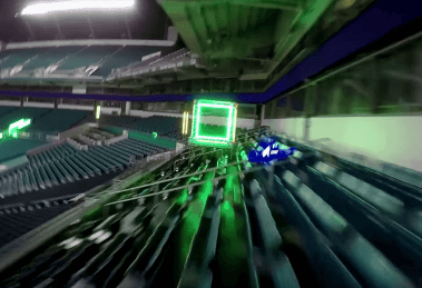 Drone racing - the next big thing - and a  fun toy for big boys.