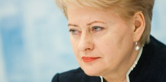 President Dalia Grybauskaitë