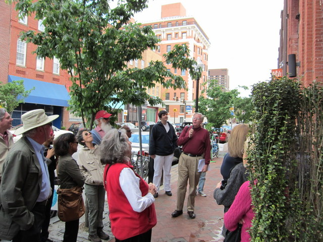Baltimore Heritage Small Group Tour