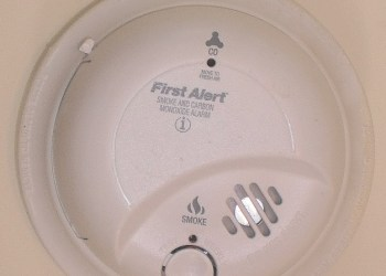Combination Smoke/CO Detector