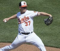 Dylan Bundy - Baltimore Orioles pitcher