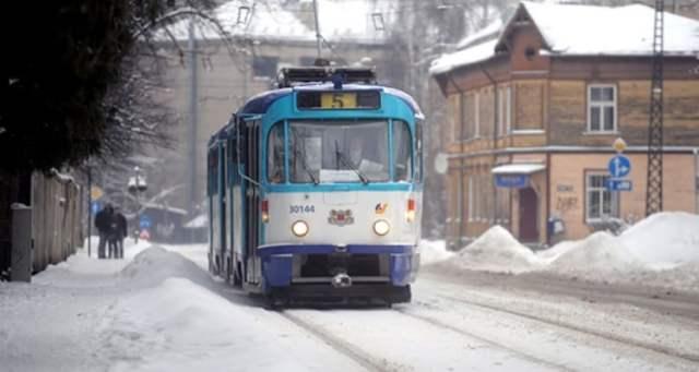 Öffentlicher Verkehr in Riga | Foto: BR
