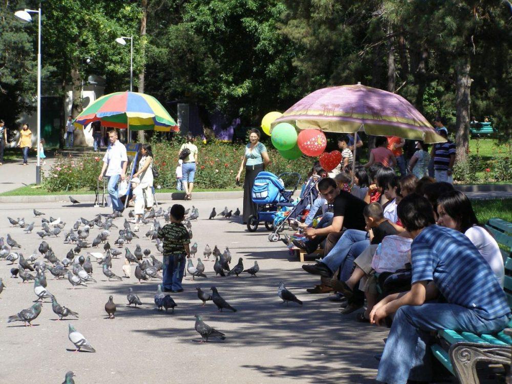 Seidenstraße: Almaty - Stadt der Äpfel