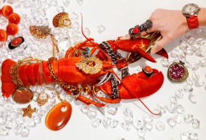 vogue uk lobster