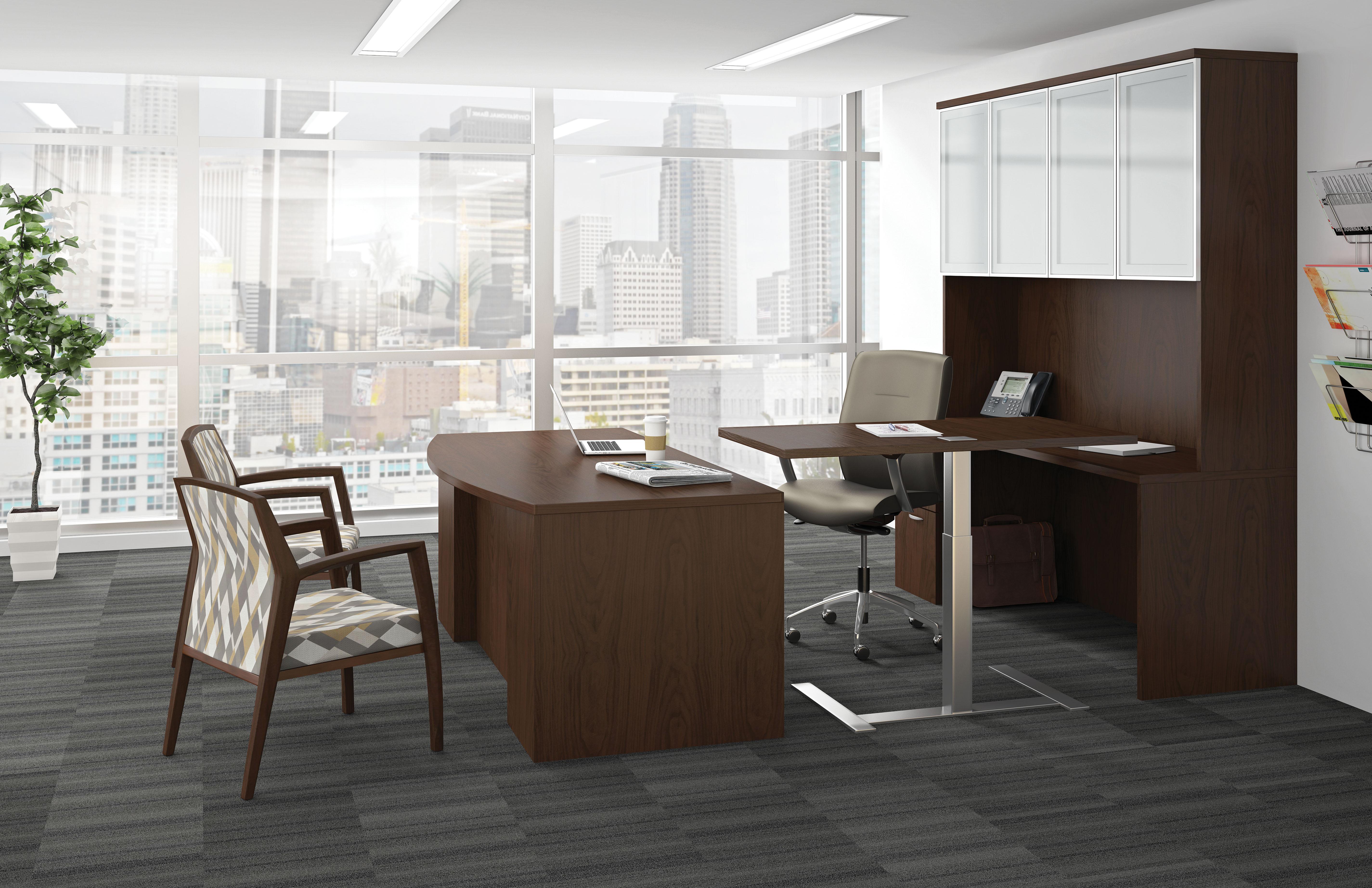 Modern Office Furniture In Portland, Oregon.