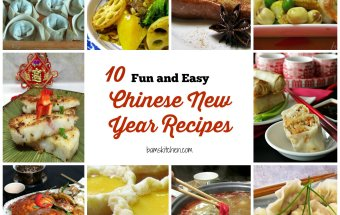 10 Fun and Easy Chinese New Year Recipes- Bam's Kitchen