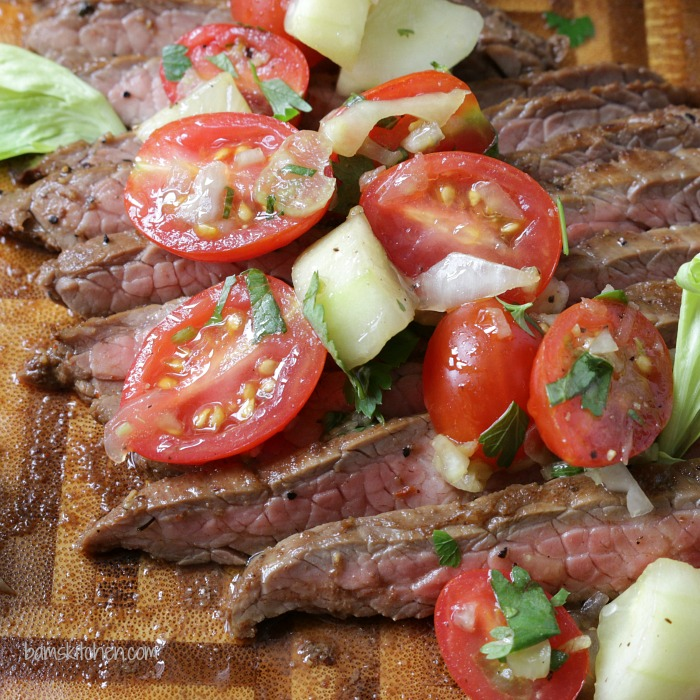 Wasabi Flank Steak Recipes — Dishmaps