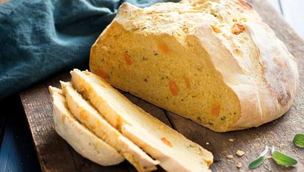 Kürbis-Salbei-Brot - Bild: Manuela Rüther