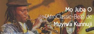 Mo-Juba-O, l'AfroClassicBeat de Muyiwa Kunnuji