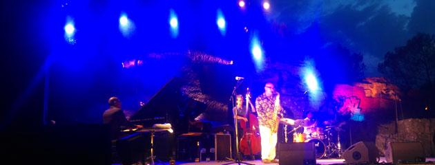 Jacques Schwarz-Bart & amp; amp; Jazz Racine Haiti