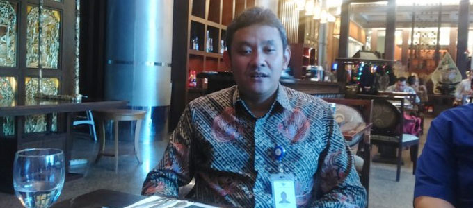 Hendrawan, General Manager Garuda Indonesia Surakarta - solo.tribunnews.com