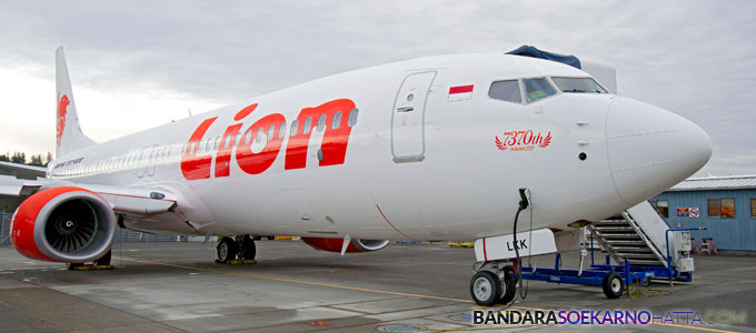Lion Air - klikkabar.com