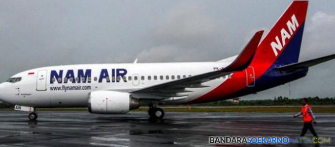 NAM Air Buka Direct Flight Jakarta-Banyuwangi PP - http://www.tribunnews.com