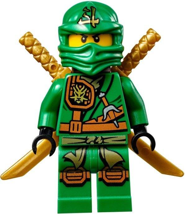 Lego Ninjago com BD