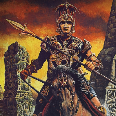 Os Exércitos do Conquistador, de Gal e Dionnet