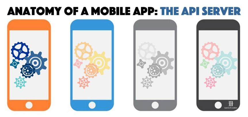 Anatomy of Mobile App