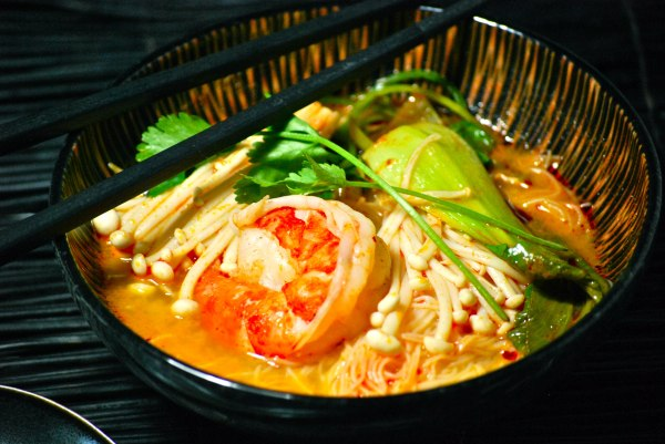 Tom Yum nooddle