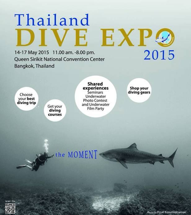 Dive Expo 2015