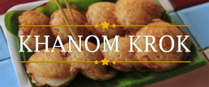 Thai food for newbies: Khanom Krok