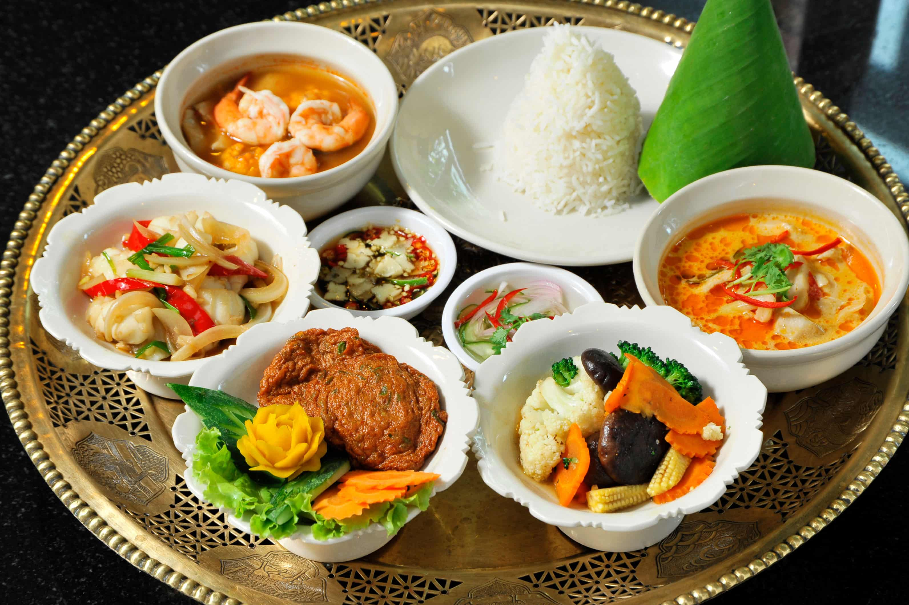 Thai breakfast what do they eat bangkok has you for Thailande cuisine