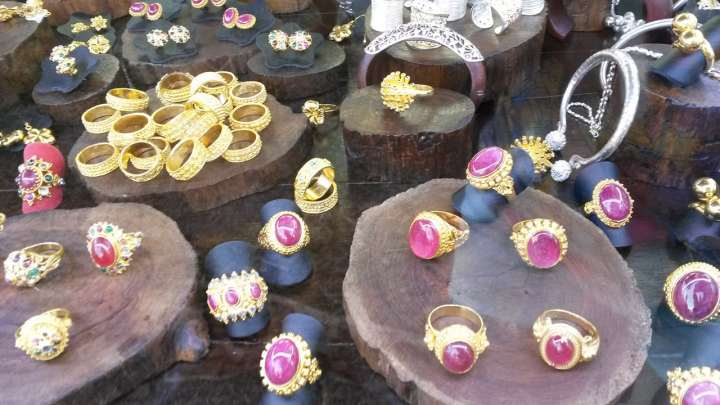 Beautiful handmade jewelry