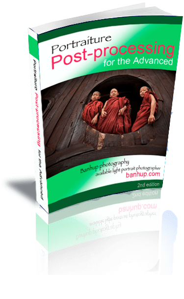 eBook on Portraiture Post-processing for the Advanced