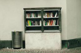 Излез навън и чети! Снимка: Гергана Динева