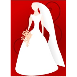 Small Crop Of Bridal Shower Clip Art