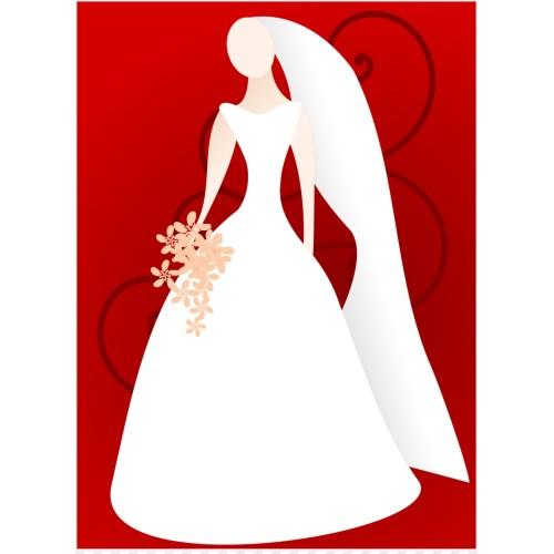 Medium Crop Of Bridal Shower Clip Art