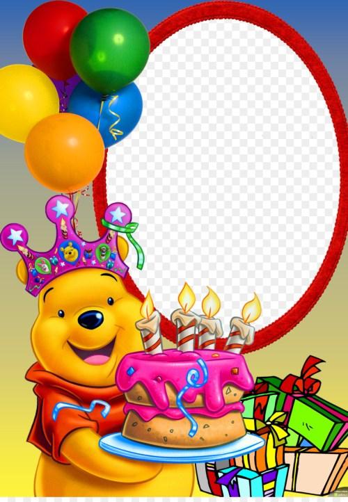 Medium Of Winnie The Pooh Birthday