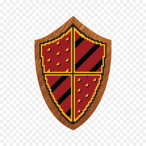 Medium Of Slytherin House Crest