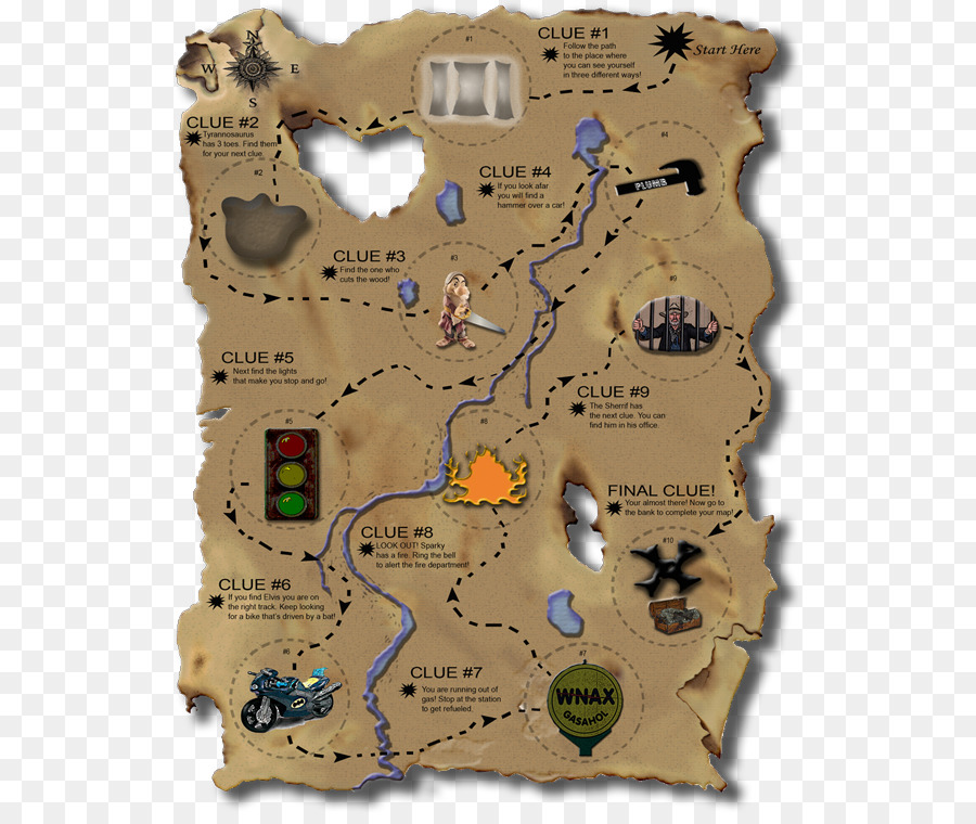 London Treasure Hunt Map Treasure map   map png download   800 750     London Treasure Hunt Map Treasure map   map