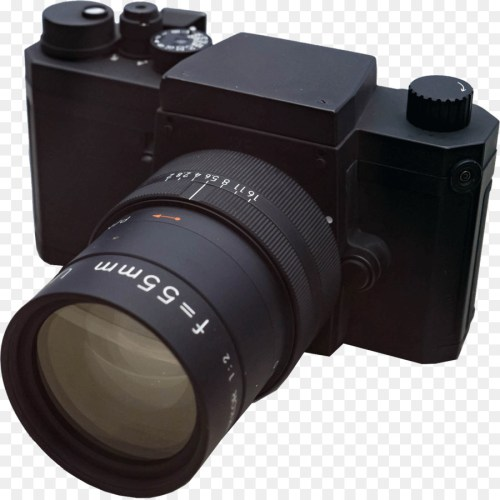 Medium Of Nikon F Mount